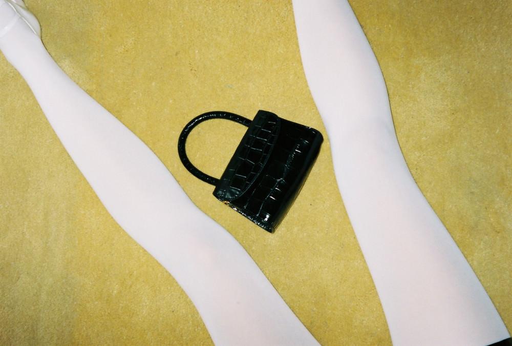 By Far, Mini Bag, 450€